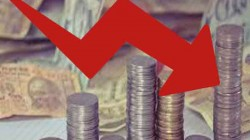 Rupee Weakened Against Dollar Crossed A Level Of