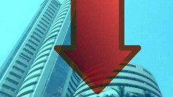 Sensex Crashes Over 650 Points Nifty Below 10