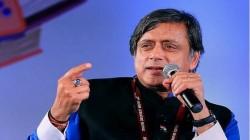 Kolkata Magistrate Metropolitan Court Issues Arrest Warrant Against Shashi Tharoor