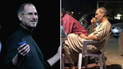 Picture Of Steve Jobs Captured From Egypt Is He Alive