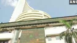 Share Market Update Sensex Up By 585 Points Thursday