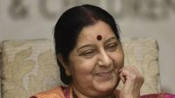 Sushma Swaraj Passed Away In Delhi S Aiims At 67 She Had Kidney Problem