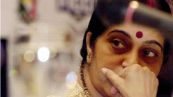 Rss Wrote Letter On Sushma Swaraj Said Its Shocking