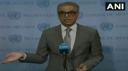 Watch Syed Akbaruddin India S Ambassador To Un Trolls Pakistani Journalists In His Own Way