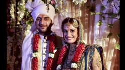 Dia Mirza Announces Separation From Husband Sahil Sangha On Social Media Read Here