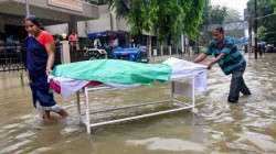 Vadodara Rains Updates Gujarat City Flooded Heavy Rain Expected Today Be Alert