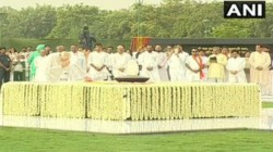 Pm Modi Amit Shah And Others Pays Tribute To Atal Bihari Vajpayee On His First Death Anniversary