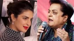 Pak Minister Shireen Mazari Writes To Unicef Remove Priyanka Chopra As Goodwill Ambassador