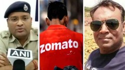 Police Warn A Person For Canceling Zomato S Order As The Delivery Boy Was Muslim