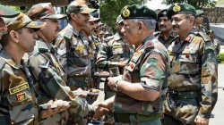 Pakistan Using Public Of Pok For Terrorism Says Indian Army