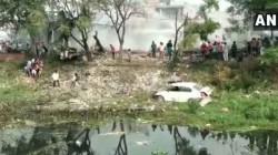 Punjab Blast At Fireworks Factory 19 Killed