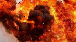 Bomb Blast Near American Embassy In Kabul