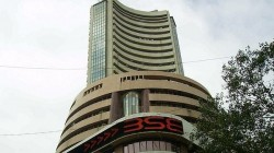 Share Market Closed On Red Mark Sensex 401 And Nifty 125 Point Down