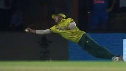 David Miller Caught Magnificent Catch Of Hardik Pandya