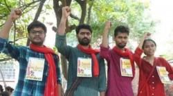 Aishi Gosh Became President Of Jnu Student Union