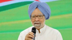 Country Is In Midst Of Protracted Slowdown Says Manmohan Singh