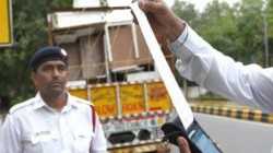 Rto Has Issued A Challan Of Rs 86 500 To A Truck Driver In Odisha