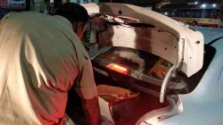 Noida Man Died Of Heart Attack During Vehicle Checking By Police