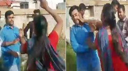Tamilnadu Man Thrashed By 2 Wives For Third Marriage Attempt
