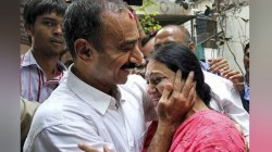 Suspended Ips Sanjiv Bhatt Jailed Wife Sought Police Protection