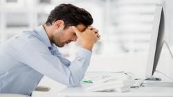 Economic Slowdown Senior Executives In Mental Stress Fear Losing Jobs