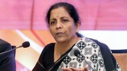 Auto Sector Slowdown Due To Ola Uber Nirmala Sitharaman