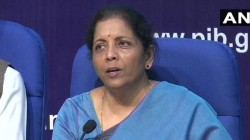 Nirmala Sitharaman Addresses The Media In Delhi