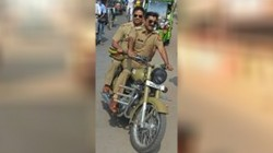 If Police Break Traffic Rules In Delhi A Fines Will Be Double