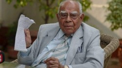 How Much Property Ram Jethmalani Has Left For His Family