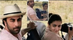 Amongst Engagement And Wedding Rumours Ranbir Kapoor And Alia On A Trip To Kenya