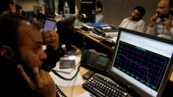 Share Market Down Sensex And Nifty Close In Red