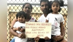 Whole City Of Australia Came In Support Of Tamil Family Who Where Being Deported