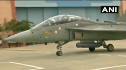 Rajnath Singh Made History By Flying In Indian Fighter Plane Tejas