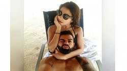 Virat Kohli And Anushka Sharma Latest Hot Pic From Beach Goes Viral