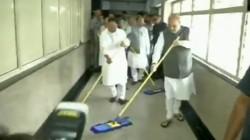 Amit Shah Launches Bjp S Week Long Drive Seva Saptah To Mark Pm Narendra Modi S Birhtday