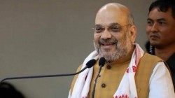 Amit Shah Says Government Is Committed To Ensure That Not A Single Illegal Immigrant Enters Region