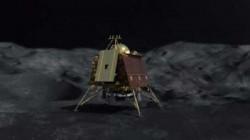 Chandrayaan 2 Moon Landing Vikram Lander Isro
