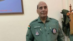 Union Minister Rajnath Singh To Fly In Tejas Today Read Detalis