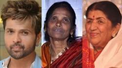 Himesh Reshamiya Reacts Lata Mangeshkar Views On Ranu Mondal Inspiration Is Important