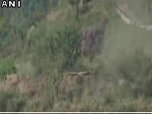 Video: ભારતીય સેનાએ LOC પર પાકિસ્તાનના ચોકી ઉડાવી