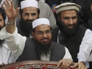 હાફિઝ સઈદને 'સાહિબ' કહેતા UN પાસે સફાઇ માંગશે ભારત
