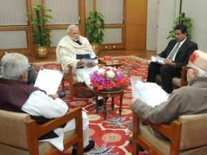 PM નિવાસસ્થાને મળી સોમનાથ ટ્રસ્ટની બેઠક