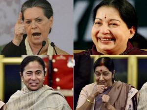 વર્ષ 2014: આ મહિલાઓ દ્વારા ચમક્યું ભારતનું રાજકારણ