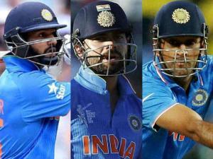 ICC રેકિંગમાં વિરાટ ચોથા ક્રમે યથાવત, શિખરની છલાંગ