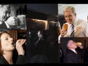 Video: ઓસ્ટ્રેલિયાના PMએ પબમાં જઇને બનાવ્યો અનોખો રેકોર્ડ!