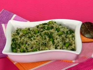 Green Peas Methi Pulao Recipe