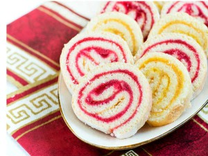 Swiss Jam Roll Recipe