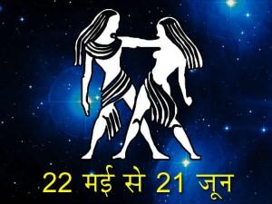 Monthly Horoscope Gemini