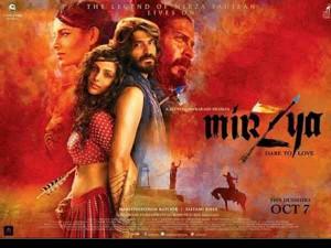 Mirzya Movie Review Harshvardhan Kapoor Saiyami Kher