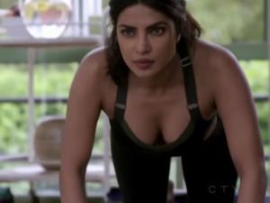 Priyanka Chopra Steamy Latest Scene Quantico 2